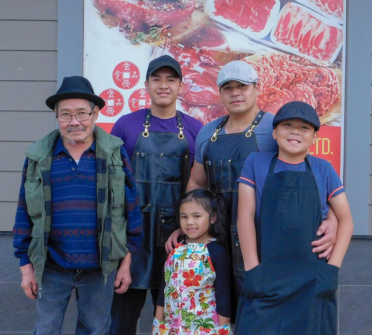 Kim Fat Market Family | Edmonton